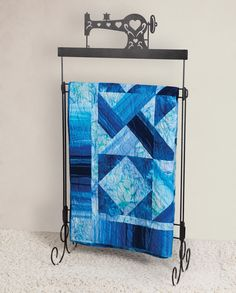 Metal Quilt Stand Di