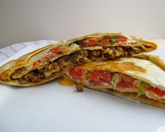 Mary Quite Contrary Bakes: Homemade Crunch Wrap Supremes