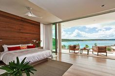 modern beach villa 14 Making The Most Out Of A Breathtaking Location: Ani South Beach Villa