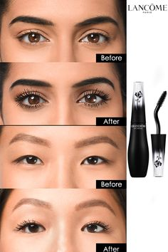 "Say hello to Lanc??me's most extreme mascara yet. The Swan Neck Wand was made to provide exceptional length, lift and volume to all lashes. The ergonomic curve of the wand allows for precise & effortless application of every lash, root to tip. Find it at <a href=""http://lancome-usa.com"" rel=""nofollow"" target=""_blank"">lancome-usa.com</a>"