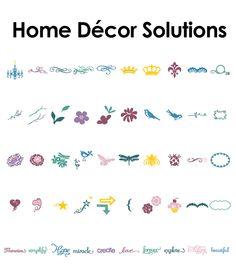 Provo Craft - Home Decor