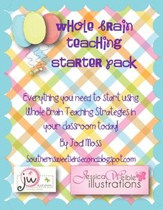 whole brain teaching starter pack