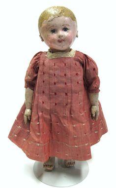 "Early Antique Martha Chase Cloth 16"" Child Doll | eBay"