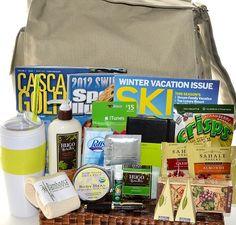 Get Well Gift Basket Men-Free Shipping