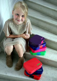 Yumbox Fall 2014 Color Range.  Which one is your favorite color?