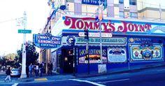 San Francisco Spotlight: Tommy's Joynt!