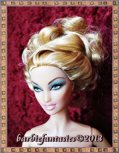 Barbie close-up. Giselle | BarbieFantasies