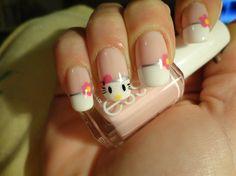 Essie Hello Kitty - Nail Art Gallery by NAILS Magazine