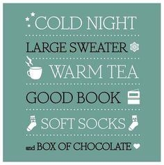 Aaahhh sounds like a perfect night.