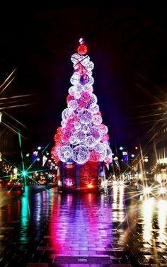 Christmas in Dublin, Ireland