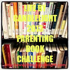 A year-long readalong of parenting and education books