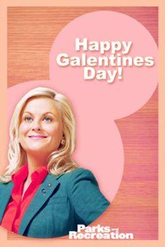 Parks & Rec Valentines!