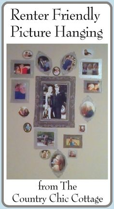 Create gallery walls