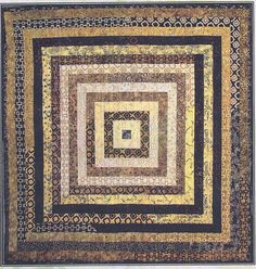Jelly roll race quilt, a bit different - Right on Target Quilt Pattern by A Quilters Dream