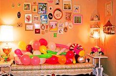 balloons, balloons, balloons make me happy