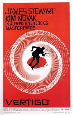 Vertigo - Alfred Hitchcock