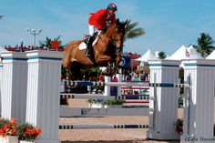 Eric Lamaze is going to the World Cup Finals