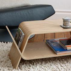 Oak Embrace Table by John Green Design | MONOQI