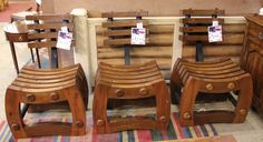$299 each! Don't miss out on these unique chairs! 3 available.