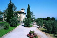 villa di badnolo
