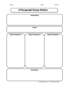 expository writing interpretive essay evidence organizer