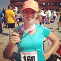 10 things I learned from my half marathon. Tips and advice to help you through your first...second or third half marathon! :)