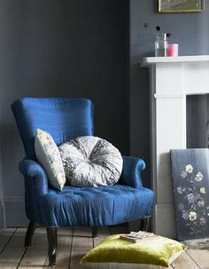 This chair is beyond gorgeous!