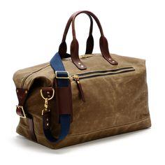 weekend bag by Ernest Alexander