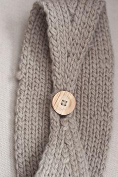 strictly knit headband earwarmer.