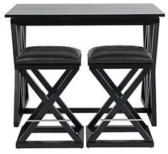 X Base Collection modern dining tables great inexpensive way to make space for dining in a teeny tiny apartment!