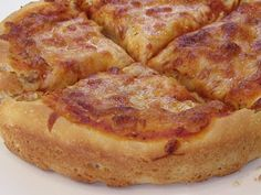 Weekend Thick Pan Pizza