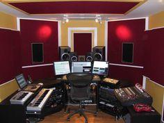 Home music studio...it will happen!