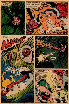 Steve Ditko - Shade the Changing Man #4, p. 7.
