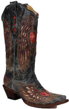 Corral Boot