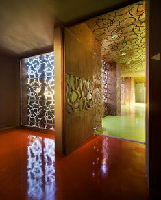 Monteagudo Museum in Murcia, Spain by Amann Anovas Maruri