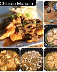Best Chicken Marsala EVER!!!  Tried it and I have to agree.  It was awesome!