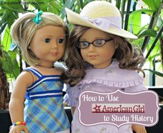 how to use American Girl to study history Education Possible