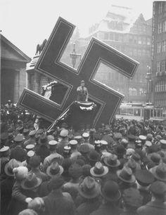 Hamburg 1933. The evil begins