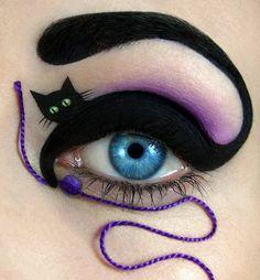 Cats eye LOL