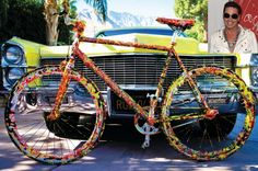 Cosmic artist Jack Armstrong to debut the most expensive $1 million ARTBike: CosmicStar Cruiser ► http://www.only4realmen.com/?p=28636