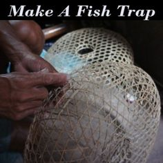 Intro to Fish Trap, Fish Netting and Gill Net, by Shivam - Survival Food Gear