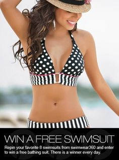 I want this swimsuit!!