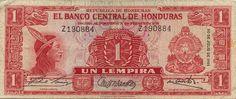HONDURAS LEMPIRA