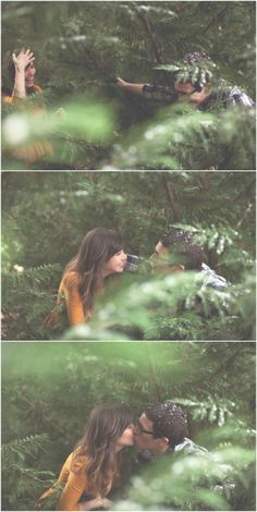 The Photography of Haley Sheffield: A NEWLY-WED CHRISTMAS // KAYLEE & BOBBY