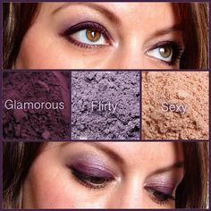 Younique make up pigments for only a penny!
