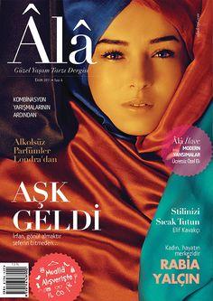 Ala นิตยสารแฟชั่นแห่งโลกมุสลิม อีกนิยามของความงามที่ซ่อนเร้นมิดชิด