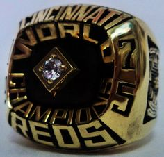 1975 Cincinnati Reds Ring
