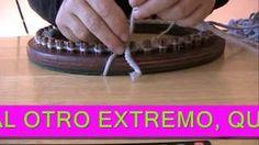 TUTORIAL GORRO EN TELAR CIRCULAR, via YouTube.