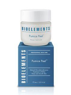 Bioelements Pumice Peel... Love!