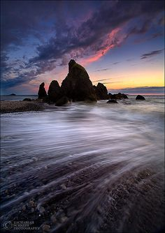 Ruby Beach, Washington.  Ok...we need to go!